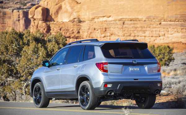 A look at Honda SUVs and what they offer