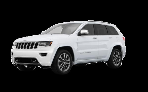 Jeep Grand Cherokee OVERLAND 2017