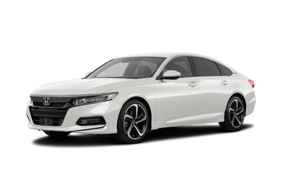 2018 Honda Accord Sedan Sport Lallier Honda Hull In Gatineau