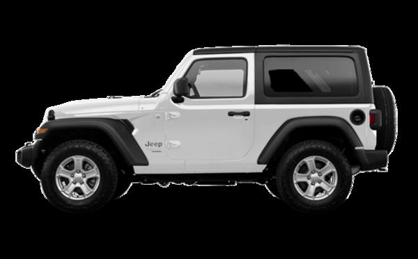Jeep All-New Wrangler SPORT S 2018