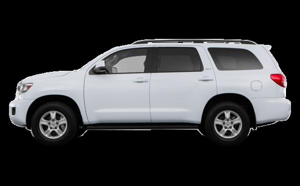 2018 Toyota Sequoia SR5 5,7L