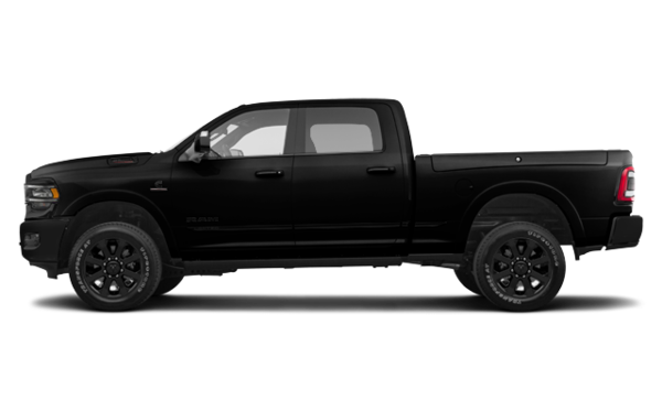 RAM 2500 Laramie Black Edition 2019