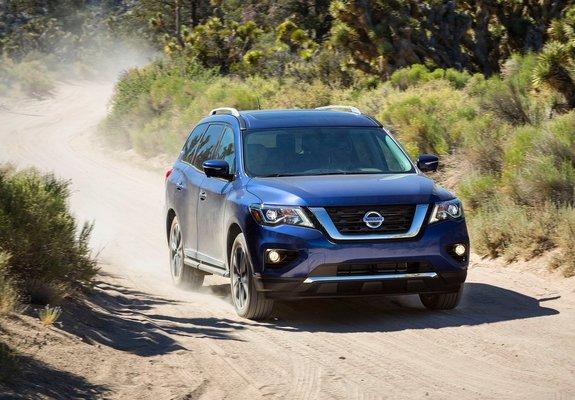 Le Nissan Pathfinder 2017 arrive à Alma