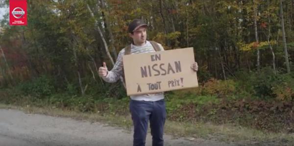 En Nissan à tout prix - Sentra Rogue
