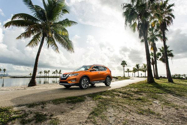 Nissan Rogue 2017 vs Hyundai Tucson 2017 : une question de détails