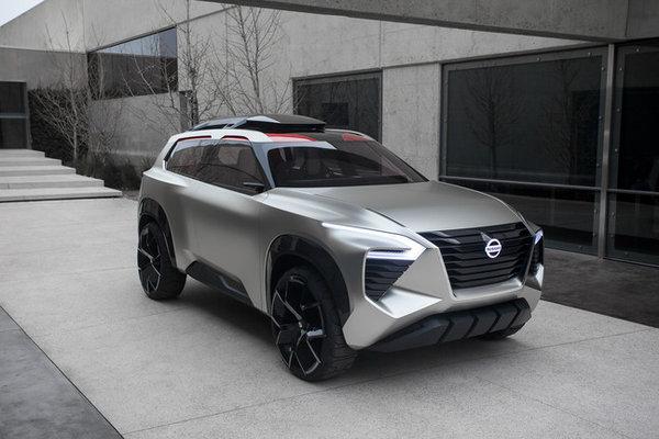 Nissan XMotion Concept : une vision sur l'avenir du VUS
