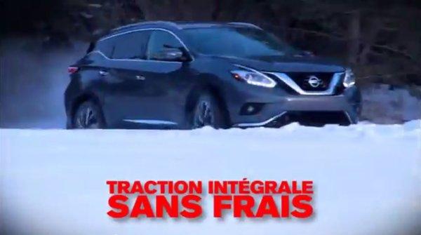 Traction Intégrale Sans Frais!