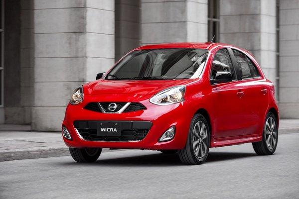 Nissan Micra 2015: la voiture la plus abordable du marché, tout simplement.