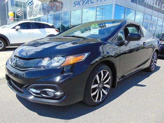 2014 Honda Civic Coupe EX L NAVIGATION DEAL PENDING