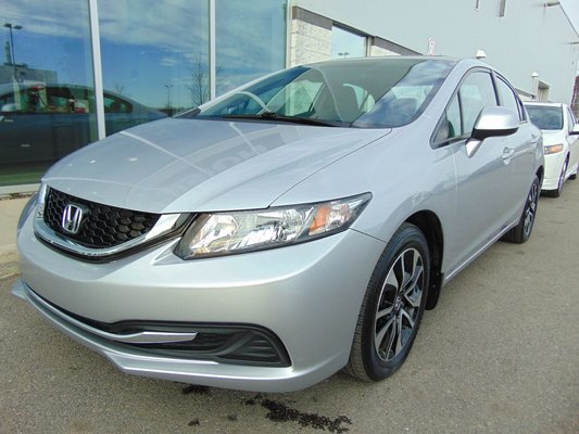 2013 Honda Civic EX AUTO TOIT  BAS KM