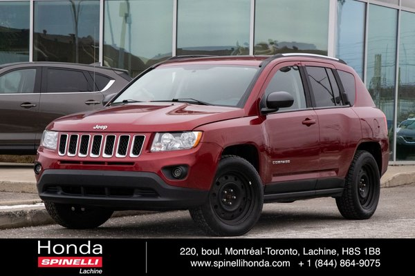 2011 Jeep Compass NORTH DEAL PENDING AUTO 4WD