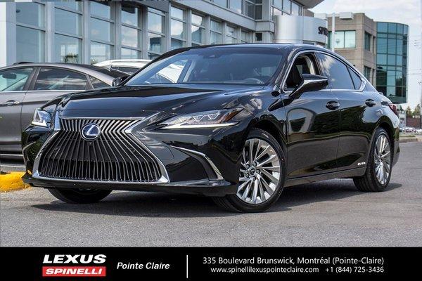 2019 Lexus ES 300h HYBRID