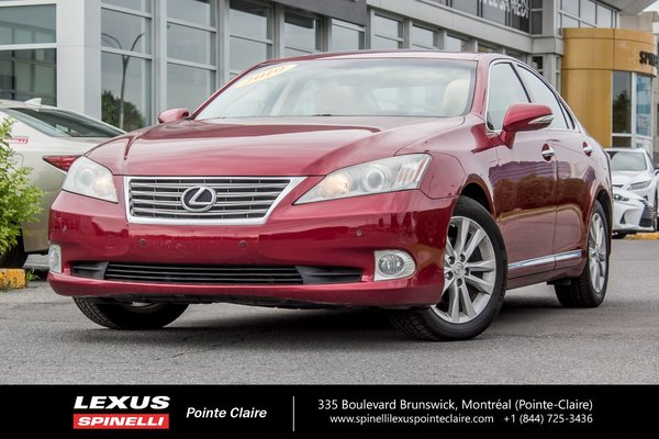 2010 Lexus ES 350 Luxury PKG