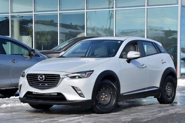 2016 Mazda CX-3 GT 8 PNEU SUR JANTES CUIR NAVI