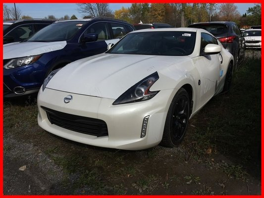 new 2018 nissan 370z base for sale in pointe claire spinelli nissan in pointe claire quebec. Black Bedroom Furniture Sets. Home Design Ideas