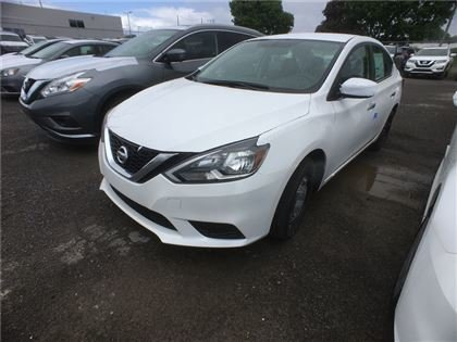 2017 Nissan Sentra 1.8 SV (CVT)