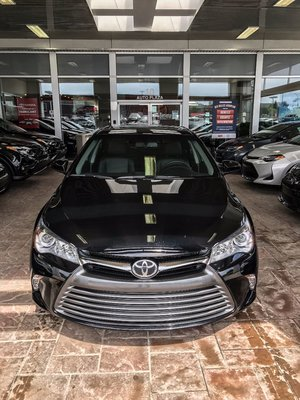 2017 Toyota Camry XLE - GPS / MOONROOF