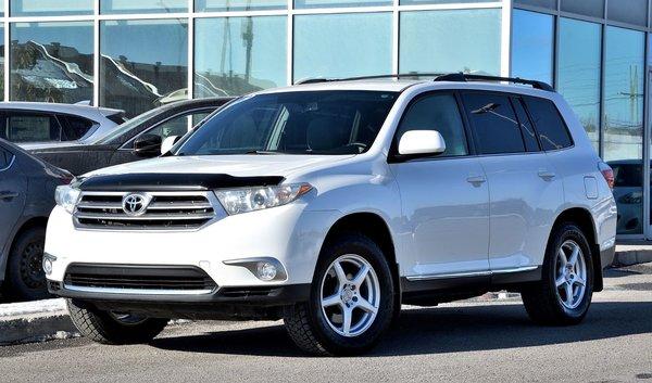 2012 Toyota Highlander For Sale >> 2012 Toyota Highlander