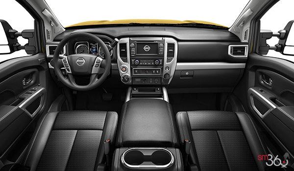 Nissan Titan XD Diesel PRO-4X 2016 à vendre à Victoriaville | Nissan Victoriaville