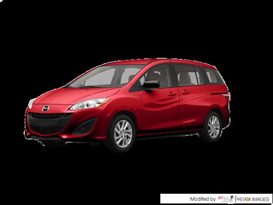 2017 Mazda Mazda 5
