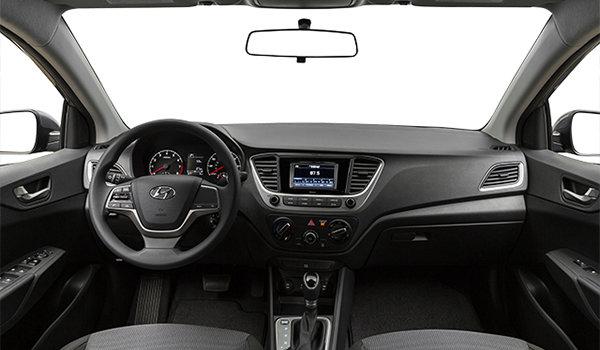 2018  Accent Sedan LE