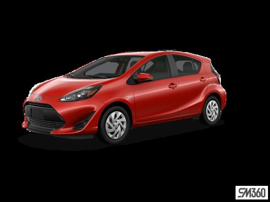 2019 Toyota C Upgrade