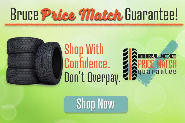 Bruce Price Match Guarantee