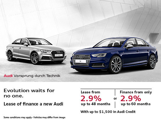 Become an Audi Sales