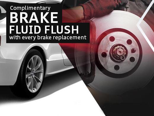 Brake Fluid Flush Service Offer