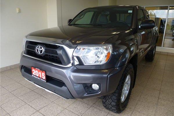 2015 Toyota Tacoma TRD ACCESS CAB