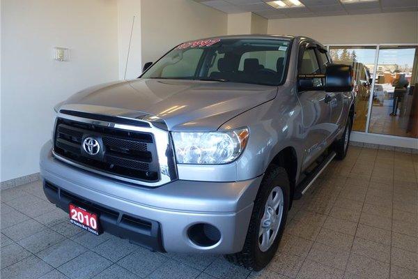 2010 Toyota Tundra 2WD