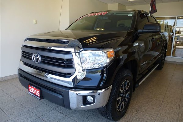 2015 Toyota Tundra TRD CREWMAX