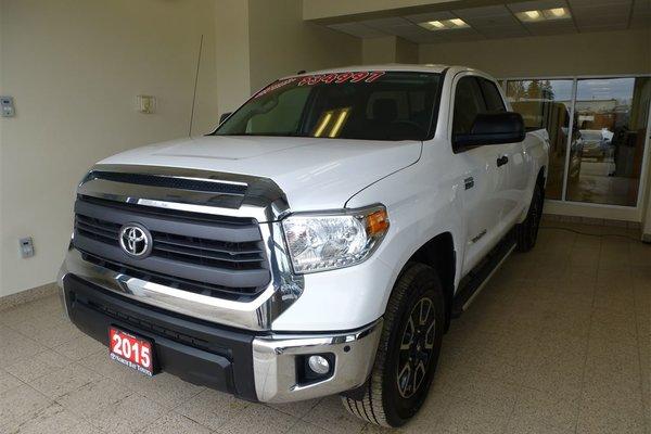 2015 Toyota Tundra TRD DBL CAB 5.7L