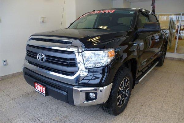 2015 Toyota Tundra SR5 4X4