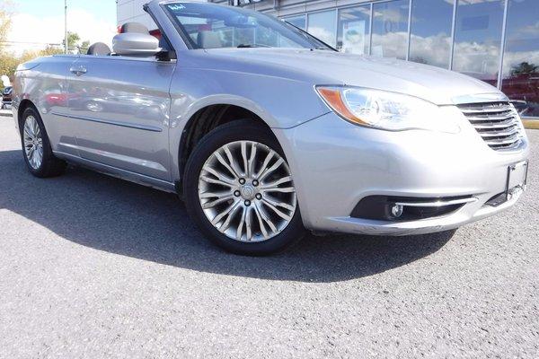 Chrysler 200 TOURING**CONVERTIBLE**V6 2013