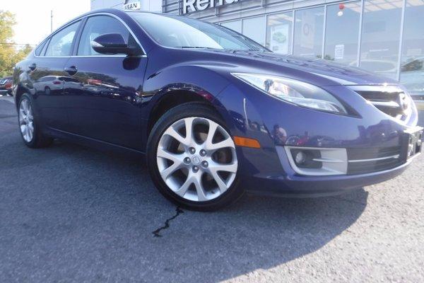 Mazda Mazda6 GT Sport**18inch MAGS**BACKUP CAMERA**TOIT**CUIR** 2011