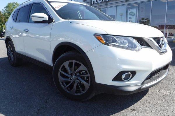 Nissan Rogue AWD SL AWD**GPS**CUIR**BOSE**Brand NEW** 2016