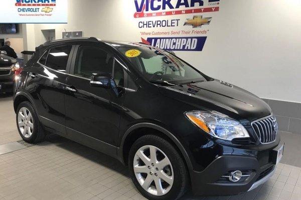 2015 Buick Encore Premium  - $175.23 B/W