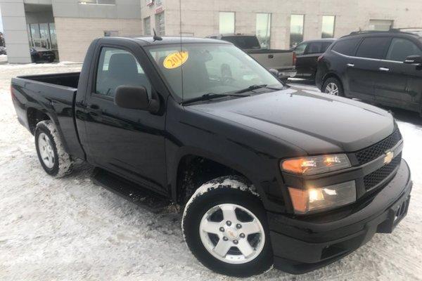 2011 Chevrolet Colorado LT  - OnStar -  SiriusXM - $160.48 B/W