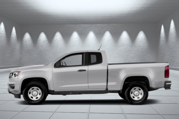 2018 Chevrolet Colorado Work Truck  -  Towing Package - $207.14 B/W