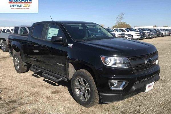 2018 Chevrolet Colorado Z71  - Bluetooth -  Heated Seats - $341.45 B/W