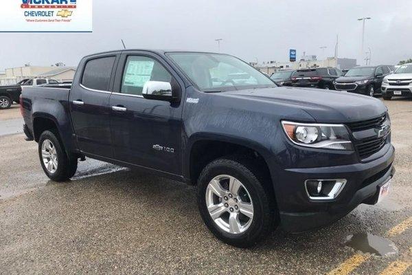 2018 Chevrolet Colorado Z71  - $261.26 B/W