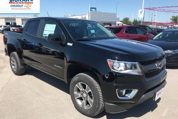 2018 Chevrolet Colorado Z71  - Bluetooth -  Heated Seats - $253.89 B/W