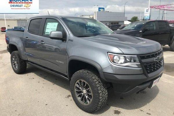 2018 Chevrolet Colorado ZR2  - $282.67 B/W