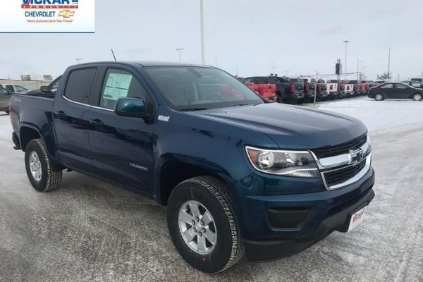 2019 Chevrolet Colorado Z71  - $257.96 B/W