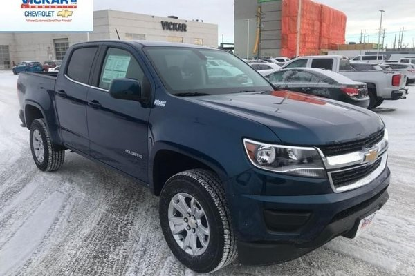 2019 Chevrolet Colorado LT  - $251.11 B/W