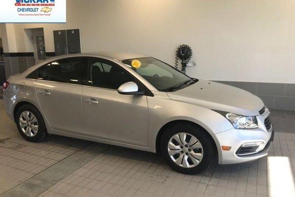 2015 Chevrolet Cruze LT w/1LT  - Bluetooth -  SiriusXM - $115.98 B/W