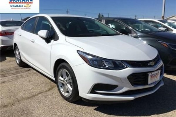 2017 Chevrolet Cruze LS  - Bluetooth - $126.77 B/W