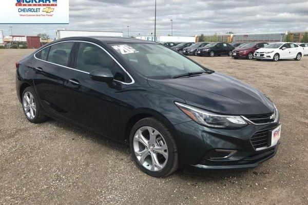 2018 Chevrolet Cruze Premier  - $168.45 B/W