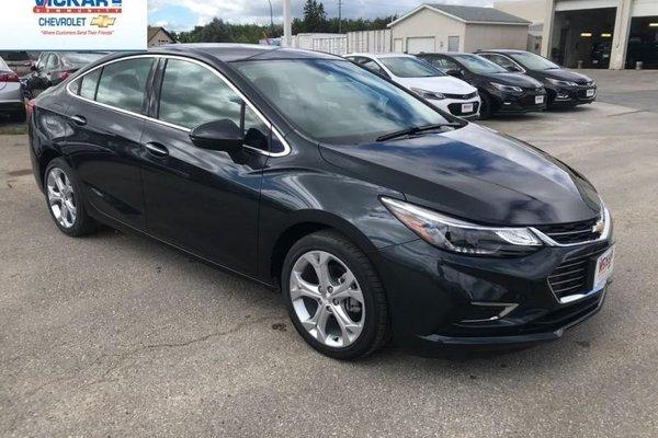 2018 Chevrolet Cruze Premier  - $167.99 B/W